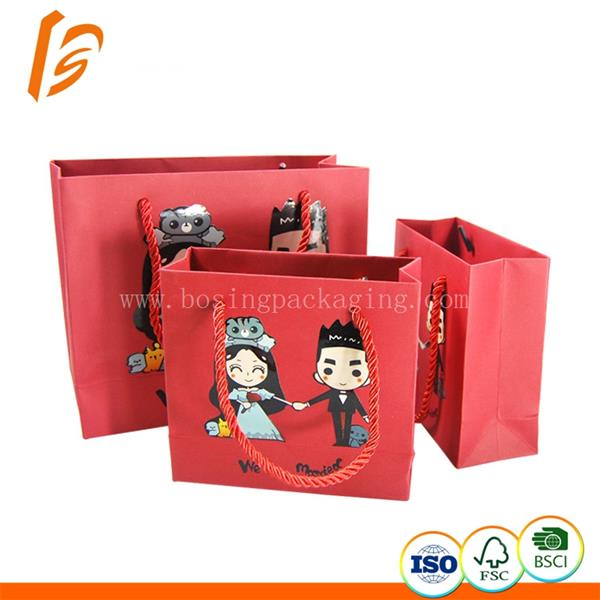High Quality Handmade Foldable Brown Paper Bag