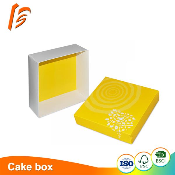 Wholesale food packaging boxes for bakery