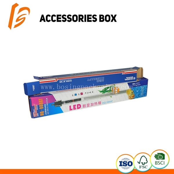 led light electronic box