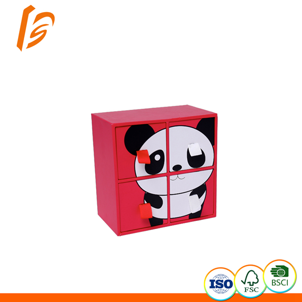 Four cabinet packaging box factory