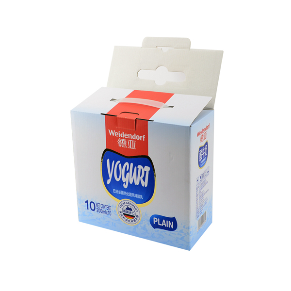 Beverage outer packaging Carton