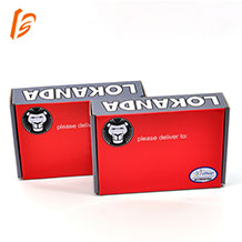 How to design a package color box?