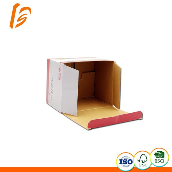 Custom printing sturdy quality packing box for auto parts